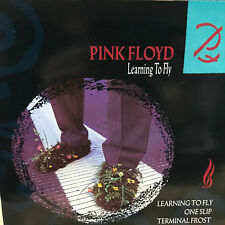 "Pink Floyd ‎– Learning To Fly - 7"" single Pink Vinyl - EM 26 - p/s - Ex+/Ex"
