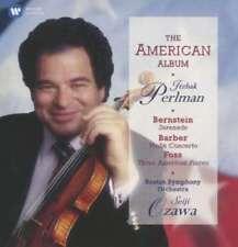 CD de musique en album concerto Leonard Bernstein