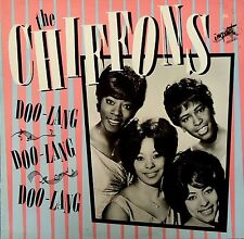 The Chiffons-Doo-Lang Doo-Lang Doo-Lang-LP-1985 Impact Records EU issue-ACT 002