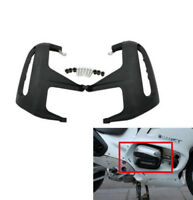 Engine Protector Guard Cover for BMW R1150R/ RS R1150RT  R1100S 2001 -2003 Black