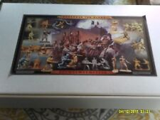 CONTE RARE ALAMO PLAYSET 1 TOY SHOW EXCLUSIVE NEW.
