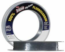 Berkley Big Game Fluorocarbon Mono Monofilament Clear Leader Line Wheel Fishing