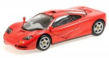 McLaren F1 Road Car (red) 1993