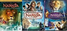 The Chronicles of Narnia Trilogy 1 2 3 (3 DVD SET, WS) DISNEY NEW