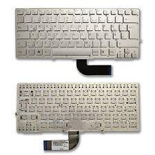 Clavier pour Sony VPC-SD VPC-SB VPC-SB1S1E VPC-SB1S1E/W argent allemand Clavier