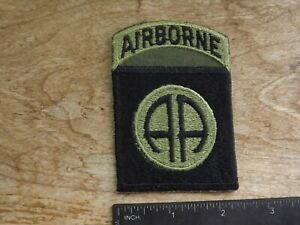 82nd Airborne Division Patch Variant