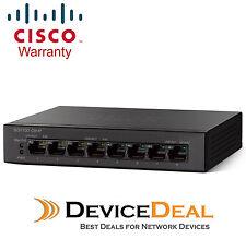 Cisco SG 110 8 Port Gigabit Unmanaged Desktop Switch 4 PoE Ports - SG110D-08HP