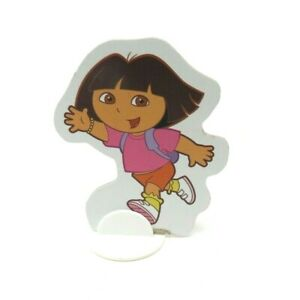 Dora The Explorer ABC Game Replacement Pieces-  Dora Pawn with Stand