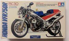 Tamiya Honda VFR750R RC30 1:12 Scale Plastic Model Kit 14057 Open Box (1988)