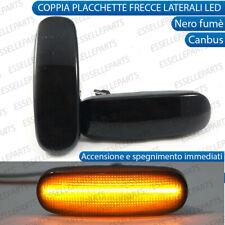 PLACCHETTE A LED FRECCE LATERALI A LED FIAT GRANDE PUNTO EVO CANBUS NERO FUME'