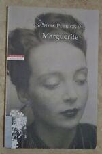 SANDRA PETRIGNANI - MARGUERITE - ED: NERI POZZA  - ANNO: 2014  (KR)