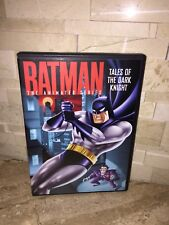 Batman: The Animated Series - Tales of the Dark Knight (DVD, 2009) USED