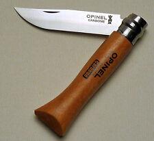 OPINEL FRANCE POCKET KNIFE No. 6 CARBON STEEL OP13060