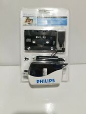 Philips Saa2051W/17 Mp3 And Cd Universal Cassette Adapter (Black) Sealed New