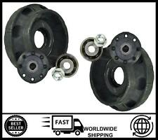 PAIR Opel/Vauxhall Vivaro 1.9D 2.0 16V (FRONT)Suspension Strut Mount & Bearing
