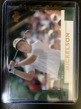 New listing Phil Mickelson 2002 Upper Deck Rookie Card #41 qty