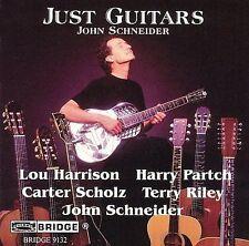 Just Guitars: Microtonal Music for Guitar, New Music