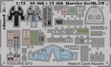 Eduard Zoom SS466 1/72 Revell BAe Harrier Gr.Mk.7/Mk.9