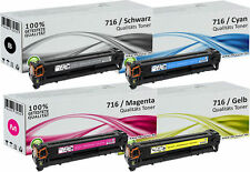 4 xtoner para Canon lbp-5050n mf8030cn mf8040cn mf8050cn mf8080cw I-sensys set