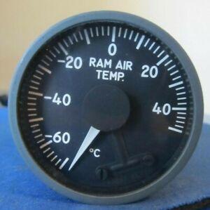 Indicator RAM AIR TEMP