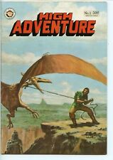 High Adventure #1 Ktichen Sink Royer Kline Leialoha Pound 1973 VF