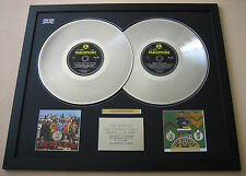 THE BEATLES Sgt Pepper 50th Anniversary Double CD Edition Presentation Disc