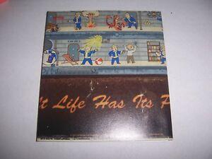 Fallout 4 Vault Life Boy Perks Poster