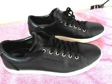 CHAUSSURE Basket Sneakers DOLCE & GABBANA Size 43 CUIR UK9  CS0924 CUIR LEATHER