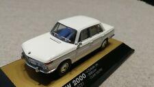 BMW 2000 1966-72 white (Schuco) 1/43