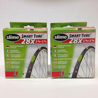 Slime selbstreparierender 2x 28 Zoll Fahrradschlauch Fahrrad Schlauch Flickzeug