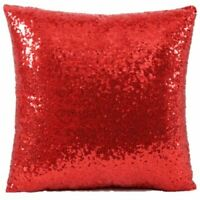 Personalized Sequin Cushion Magic Reveal Photo handmade Pillow Case & Insert