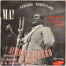 """AURELIO FERRIO """"GUAGLIONE"""" 50'S EP VOGUE 95.016"""