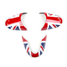 Steering Wheel Cover Caps Volants Couvercle pour BMW Mini Cooper F55-F56 C05