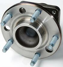 Moog Wheel Hub and Bearing Assembly 513090