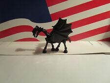 LEGO SKELETON/SKELETAL HORSE BLACK/BLACK WINGS HARRY POTTER/CASTLE SET 5378
