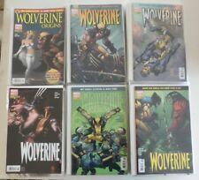 WOLVERINE Marvel Comic - 2.Serie 2004-2009 Bereich Nr.1-59 (Panini) deutsch