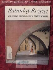 Saturday Review January 1 1966 C. A. DOXIADIS KENNETH REXROTH GENE SHERMAN