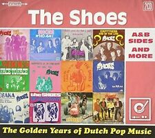 Golden Years Of Dutch Pop Music - Shoes (2015, CD NEU)2 DISC SET