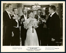The Spiral Staircase '56 GEORGE BRENT DOROTHY McGUIRE TOASTING WITH MEN