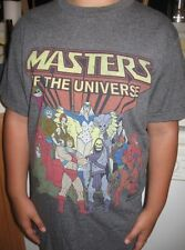 He-Man Cartoon Shirt Filmation MASTERS OF THE UNIVERSE Trap Jaw Sorceress Small