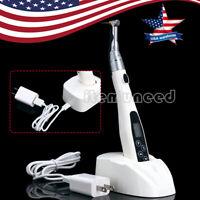 USPS Dental Wireless 16:1 Mini LED Endo Motor Treatment Contra Angle T-FINE-IPRO