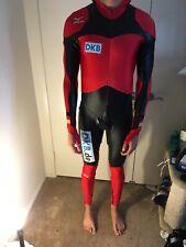 Mizuno GERMAN Team Germany speedskating full body suit long track suit rubber
