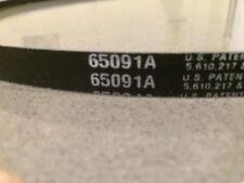 65091A OEM Bobcat Snowblower Auger Belt Fits 5hp, and 7hp
