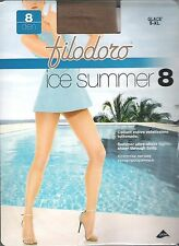 Italian Filodoro Tights/Pantyhose Summer 8. 4 Sizes/Colors.Made in Italy Quality