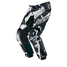 Pantalons de cross noirs O'Neal pour homme