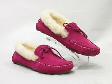 BANANA REPUBLIC , Women Pink Suede Slip Ons, Women Comfort Shoes Size 6.5