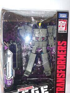 NIP Transformers Siege War for Cybertron AstroTrain Leader Class NEW WFC-S51