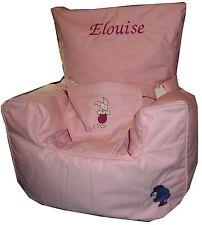 Baby Bean Bag Chair Harness Support Strap (Plain 100% Cotton Colours)