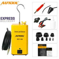 New Autool SDT-106 Automotive Diagnostic Smoke Leak Detector For Car Motorcycle