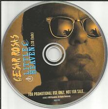 Los Lobos CESAR ROSAS Little heaven w/RARE FADE PROMO DJ CD single 1999 USA MINT